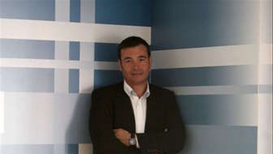 Imagen del secretario general del PSM, Tomás Gómez