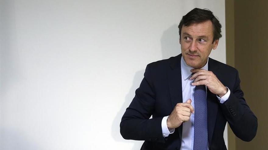 """Hernando subraya primera opción del PP es PSOE y el resto son """"secundarios"""""""