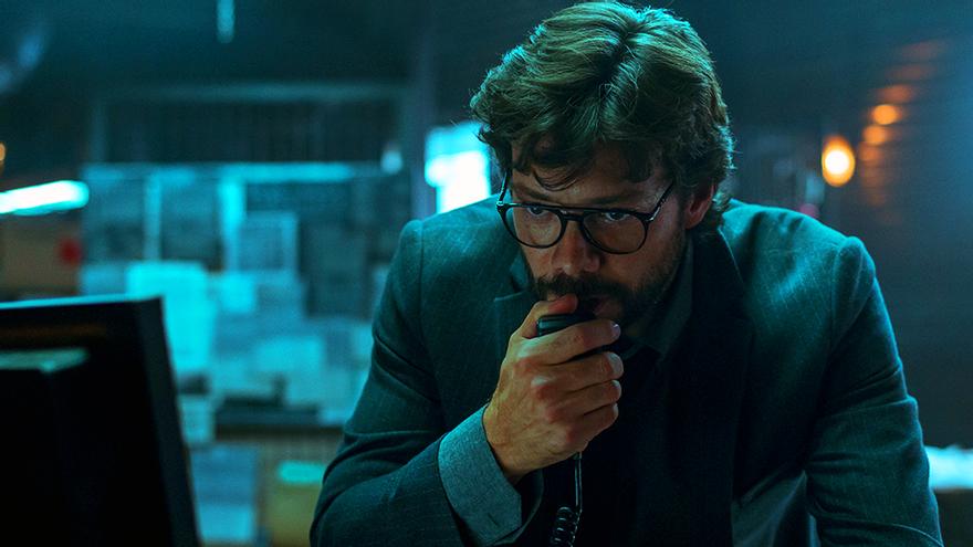 """'La casa de papel' y Netflix anuncian la vuelta al rodaje para la Parte 5: """"Dentro de poco empezamos"""""""