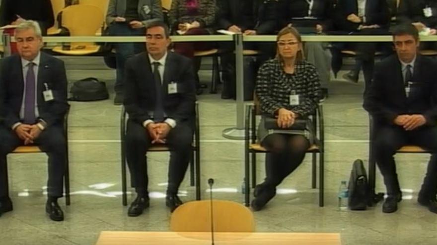 Arranca el juicio contra el major Trapero, la intendente Laplana y los exjefes políticos de los Mossos por el 1-O
