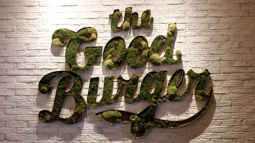 The Good Burger, uno de los restaurantes que forman parte del grupo Restalia.