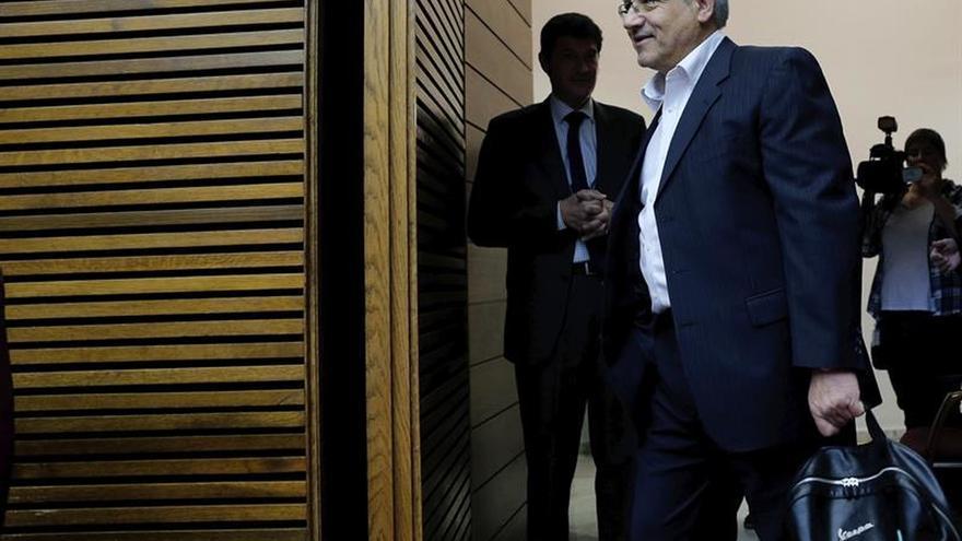 Miquel Domínguez (PP) declarará por escrito antes del 22 de abril en Imelsa