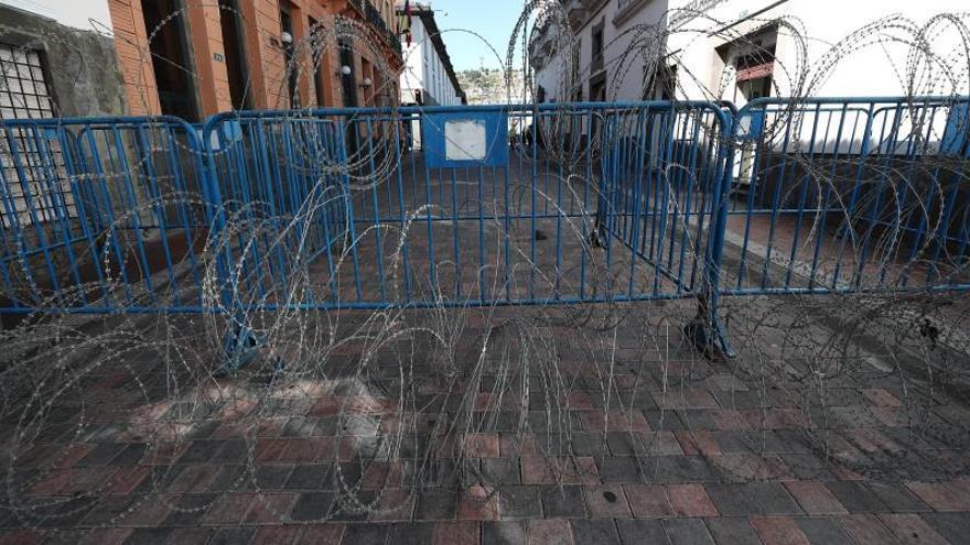 El Gobierno de Moreno se traslada a Guayaquil por el recrudecimiento de los disturbios