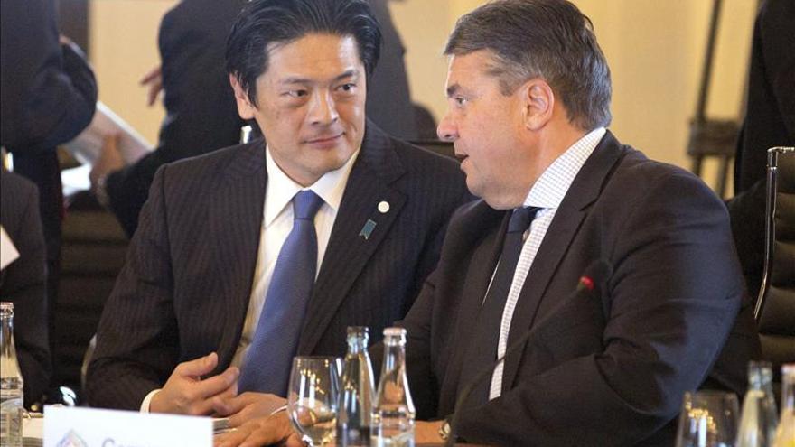 El G7 apuesta por la eficiencia como clave de una futura política energética