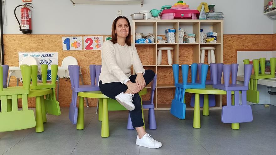 Ana María Palmero Verbo, maestra y emprendedora