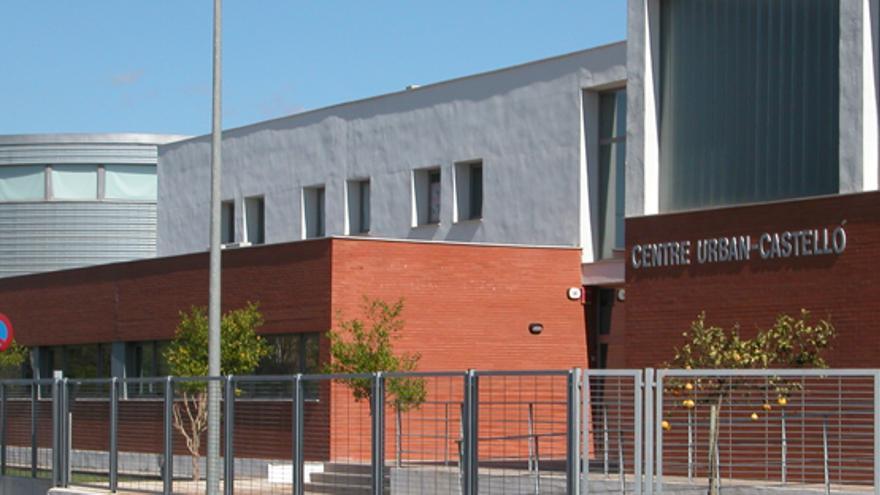 El centro Urban, en Castellón.