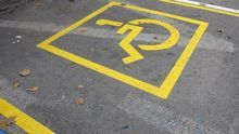 Plaza para persona con discapacidad (Europa Press)