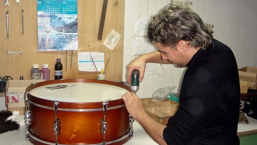 La Semana Santa, el mejor escaparate para los tambores artesanos valencianos