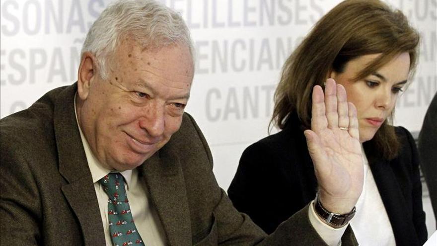 Margallo dice que el acuerdo sobre Irán puede ser un elemento de pacificación en la región