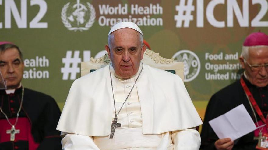 El Papa realiza una donación a la FAO para los afectados por el hambre en África