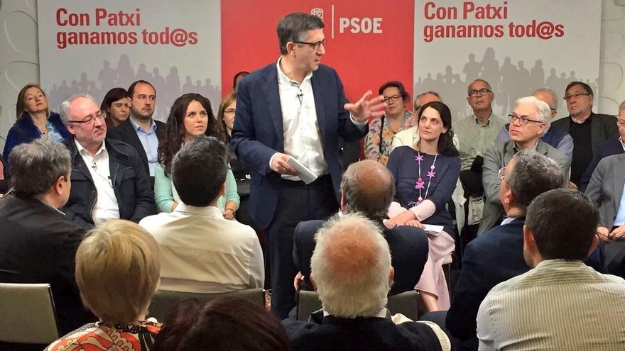 """Patxi López: """"No se puede tener un Estado de Bienestar de primera con impuestos de tercera"""""""