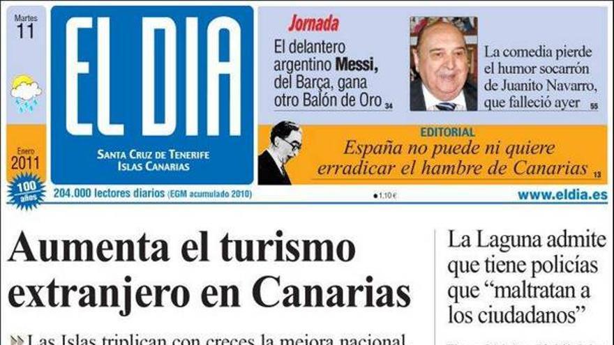 De las portadas del día (11/01/11) #4