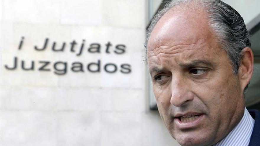 La juez inadmite la querella interpuesta por Camps contra un agente de la UCO