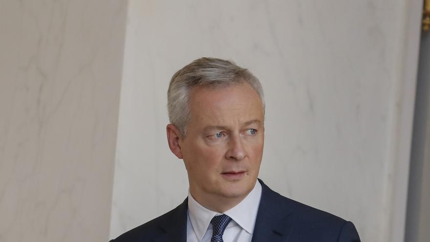 """Francia considera """"inaceptables"""" los aranceles de EEUU y advierte de una """"fuerte"""" respuesta de la UE"""