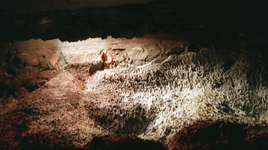 Descubren en Gran Canaria uno de los tubos volcánicos más antiguos del mundo