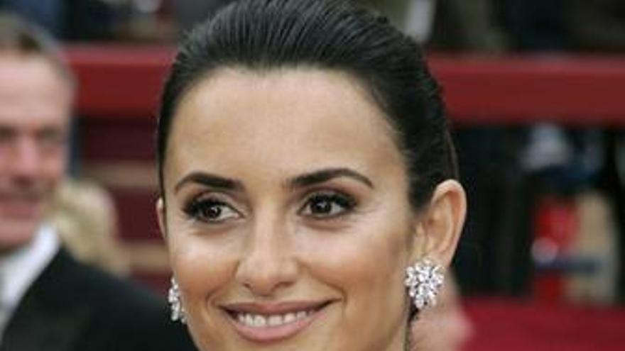 Recurso de Penélope Cruz en los Oscar de 2007