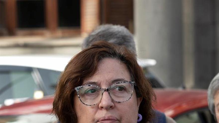 Carmen García, trabajadora del programa Daniela.