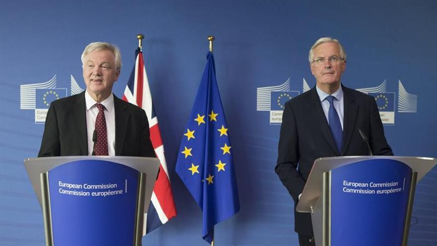 El Reino Unido y la UE destacan progresos y una nueva dinámica en negociaciones