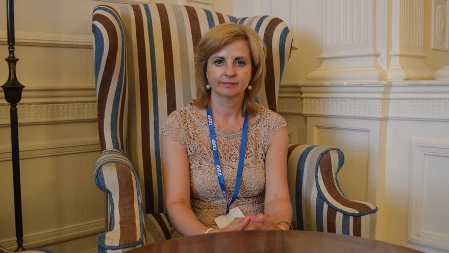 María Paz Ruiz, psicóloga forense y experta en violencia de género.