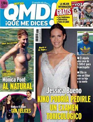 Los Desnudos De Mónica Pont Y La Gran Hermana Yéssica