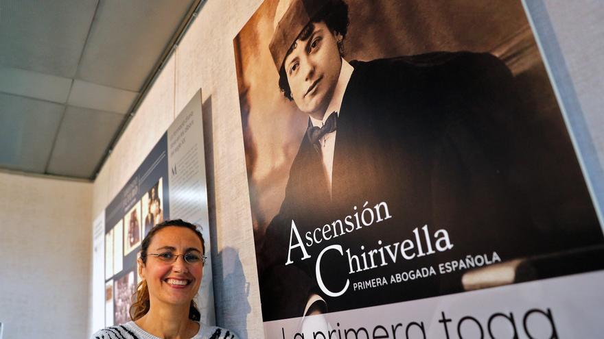 Un documental reivindica a Ascensión Chirivella como la primera abogada española