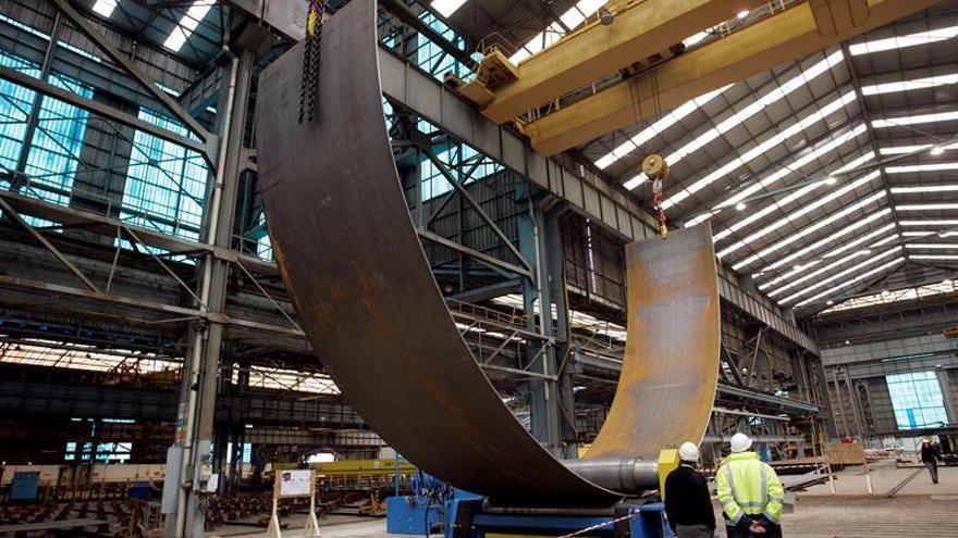 Navantia Fene inicia la construcción del primer buque de apoyo para Australia