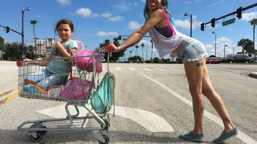 'The Florida project', de Sean Baker