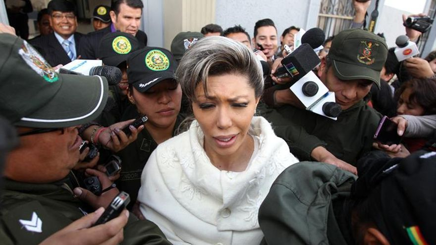 Periodista que habló del hijo secreto de Evo Morales ahora dice que no existe