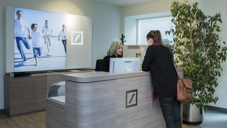 Deutsche Bank ahonda en su apuesta por un servicio de calidad con una campaña que incide en el valor de marca