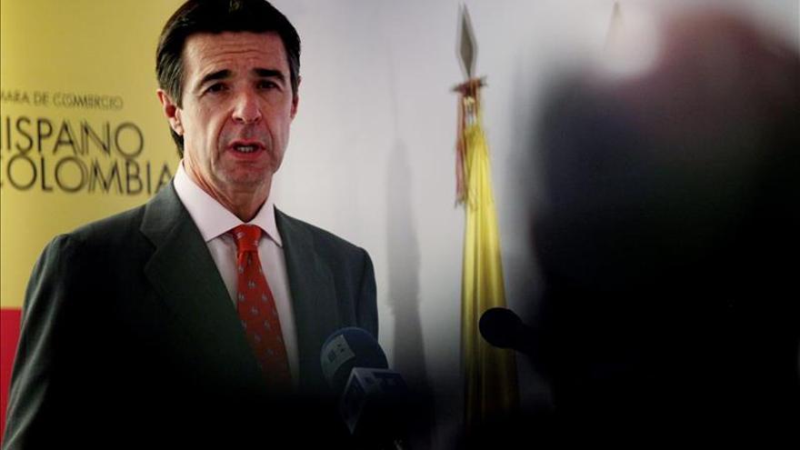 José Manuel Soria, en una imagen de archivo. EFE