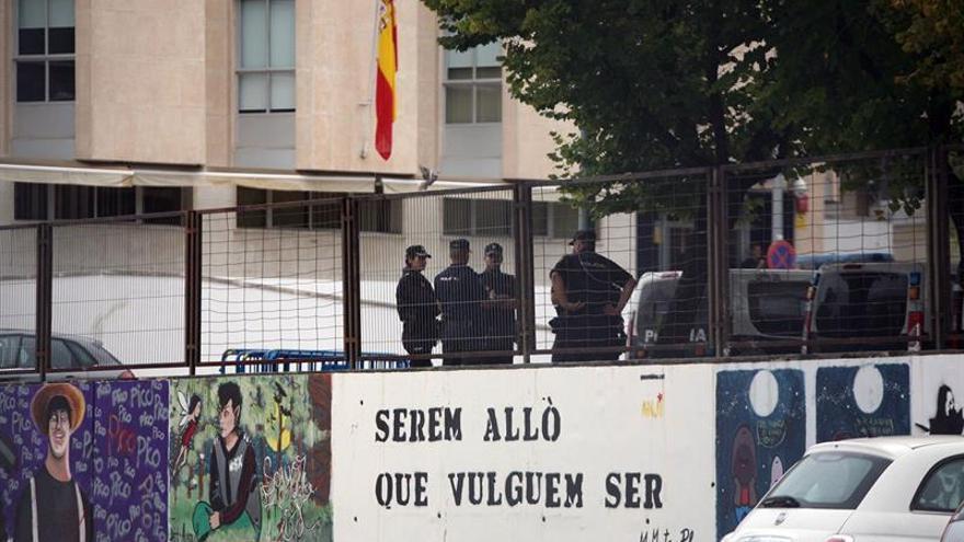 El CGPJ pide a la Generalitat que refuerce mañana todos los juzgados de guardia