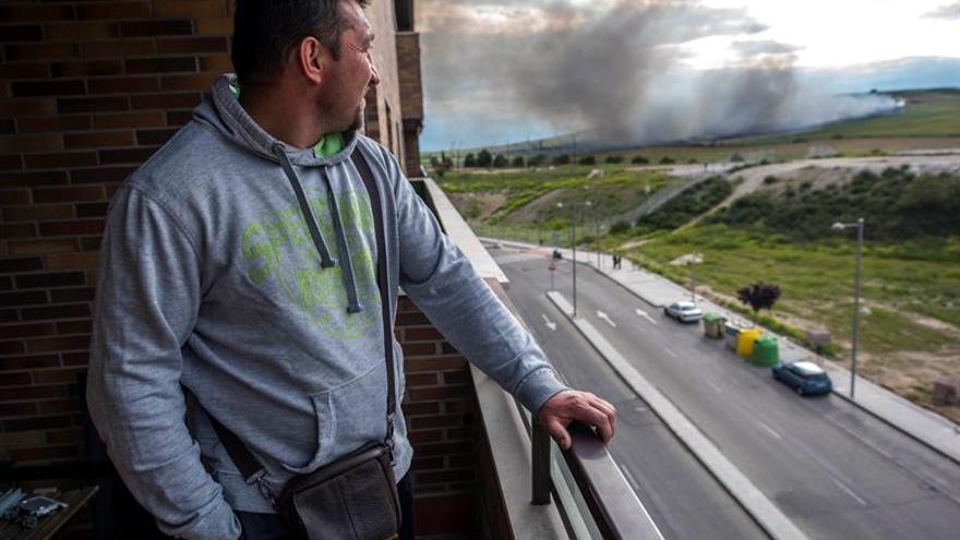 """Cospedal dice que PSOE le achaque incendio Seseña es """"una broma sin gracia"""""""