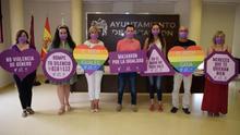'Mazarrón por la igualdad', una campaña pionera contra la violencia de género y la homofobia