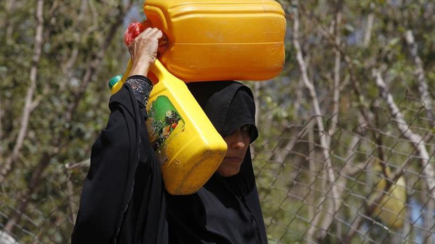 La hambruna amenaza a 17 millones de personas en el Yemen