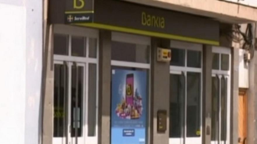 Oficina de Bankia de Bañaderos