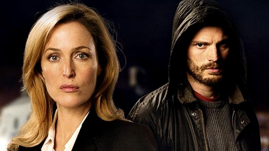 AXN España retrasa el estreno del final 'La Caza' de Gillian Anderson y Jamie Dornan