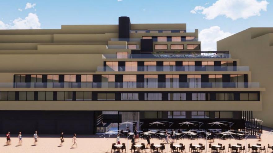 Sercotel Hotel Group abrirá un 4 estrellas en primera línea de la Playa de Las Canteras de Las Palmas de Gran Canaria