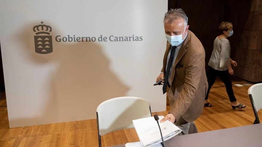 El plan para la reactivación de Canarias contará con 6.000 millones de fondos propios, a lo que se sumarán las partidas estatales y europeas