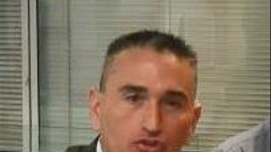 Antonio Rodríguez, líder de Sitca.