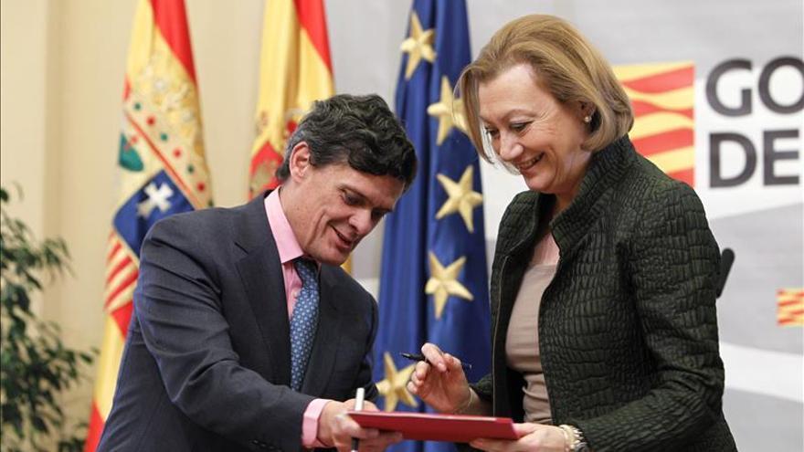Sareb cede a Aragón 80 viviendas para la bolsa de alquiler social