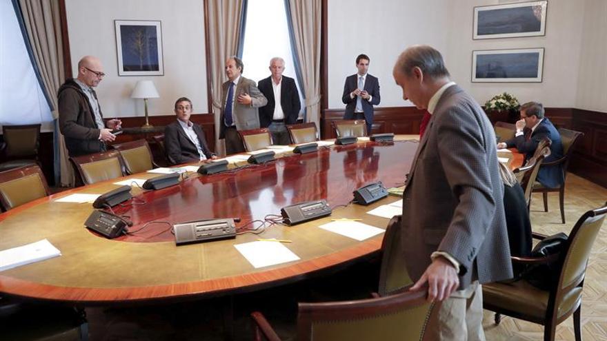 El Congreso adapta hoy sus comisiones al organigrama del nuevo Gobierno