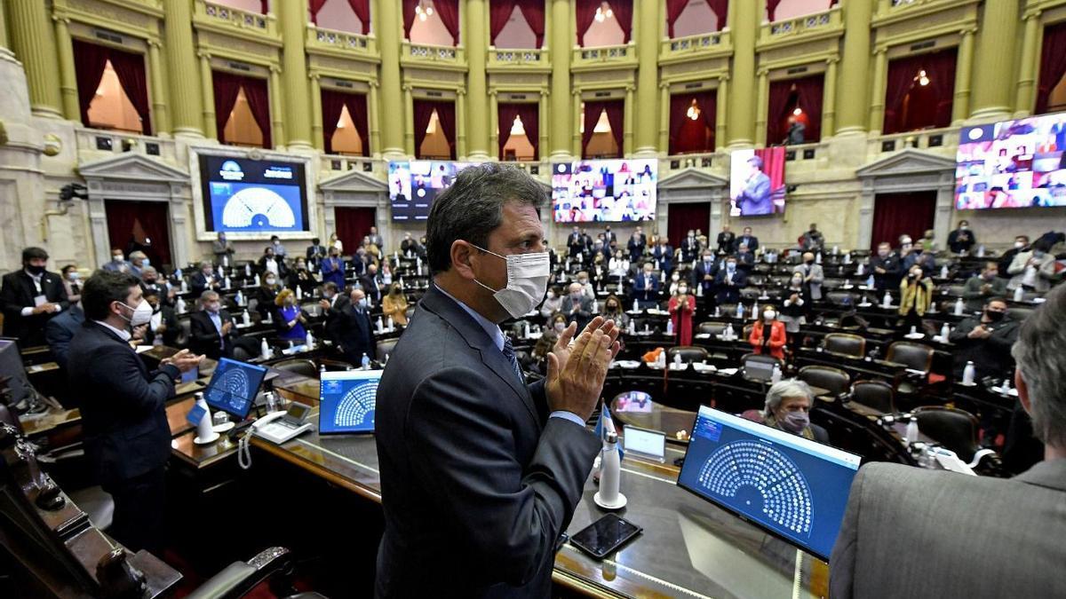 La Cámara de Diputados convirtió en ley la iniciativa que distribuye entre las provincias $70.000 millones para reactivar sus economías.