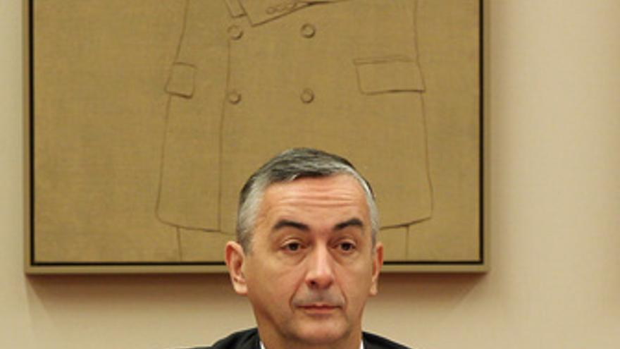 Secretario de Estado de Hacienda y Presupuestos, Carlos Ocaña