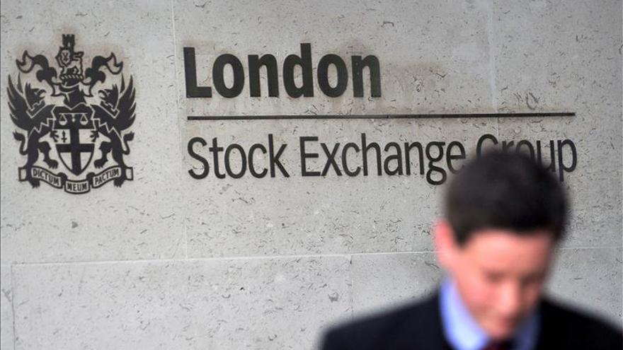 La Bolsa de Londres sube un 0,36 por ciento al cierre