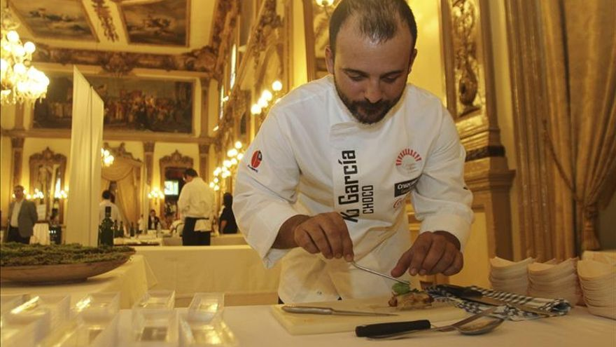 La cocina de las 4 culturas, a examen por 9 estrellas michelín en Córdoba