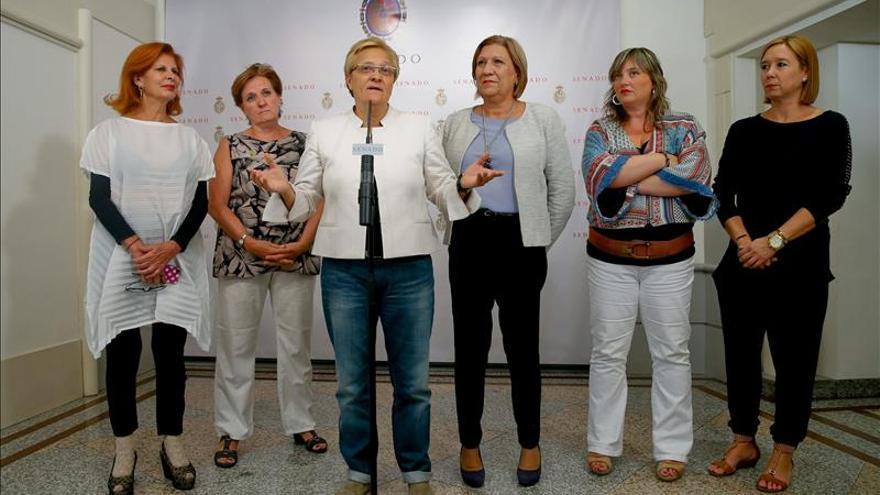 El PSOE pide al PP que retire la reforma de la ley del aborto