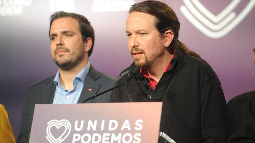 """Alberto Garzón, sobre la formación de gobierno: """"Lo que estamos pidiendo a la gente es que sea paciente"""""""