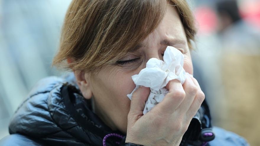 Cantabria registra una tasa de gripe de 230,9 casos por cada 100.000 habitantes, la segunda más alta