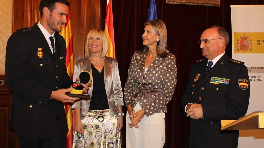 Todos los partidos catalanes salvo PP y C's piden cesar a De Luna por homenajear a la División Azul