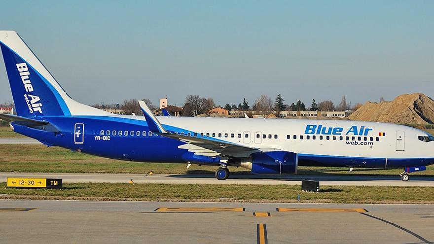 Blue Air ofrecerá vuelos a Bucarest desde junio de 2016